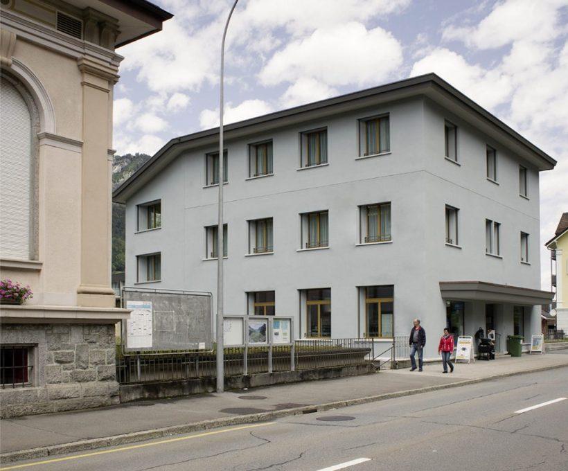Gesamtwerk Architektur architektur architektur baumann ag